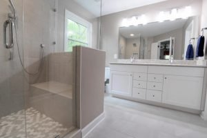 North Durham Delight - After Bathroom Remodel
