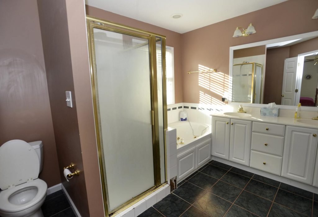 North Durham Delight - After Bathroom Remodel