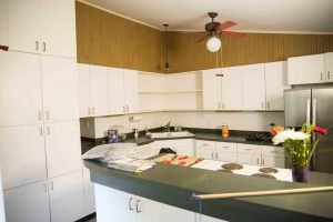 Modern Architect-ure Before Kitchen Remodel